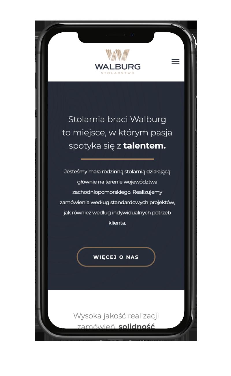 mobilna wersja strony głównej