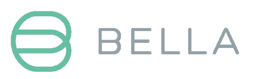 Logo Bella - projekt logo dla salonu kosmetycznego