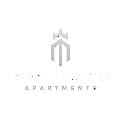 Projekt logotypu apartamentów